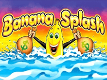Banana Splash на зеркале сайта