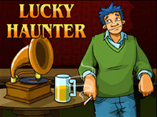 Lucky Haunter в Вулкан Старс
