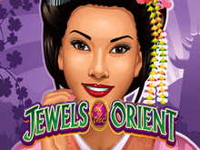 Jewels Of The Orient — играть онлайн